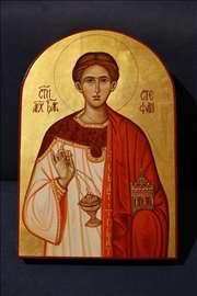 Ikona Sv Prvomučenika Arhiđakona Stefana