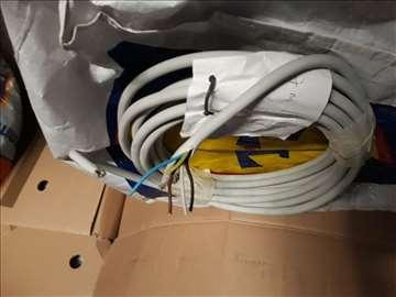 Kabl 5x1,5(6m),pun presek