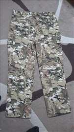 Military Shark Skin Soft Shell maskirne pantalone