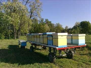 Prodajem prikolicu za transport pčela
