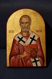 Ikona Sv Nikolaja Mirlikijskog