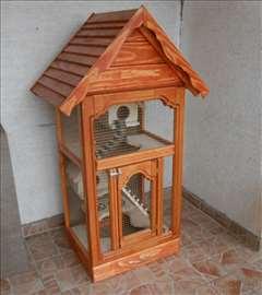 Nov kavez za veverice