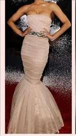 Svečana sirena haljina