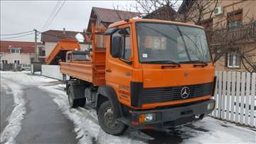 Transport građevinskog materijala