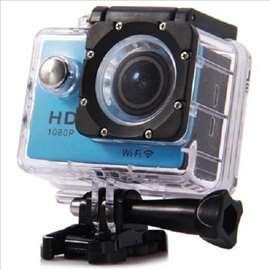 A7 HD Sportska vodootporna kamera plava