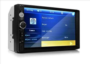 Auto Radio Multimedija Mp3,Usb,Tf, FM Touch Screen