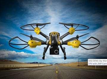 Dron - Veliki K70 Sky Warrior kvadkopter+cam