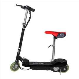 Električni trotinet E-Scooter crni