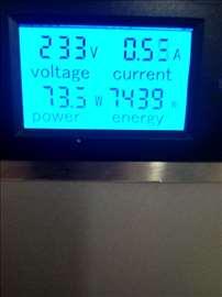 Merač potrošnje struje ugradni 220v 100 ampera