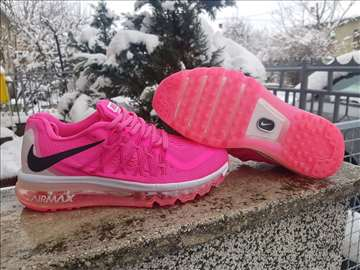 Nike Air Max 2018-Roze-Made in Vietnam-Zenski Mode