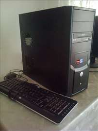 Odlican komp, Core2Duo E8400, 4GB-DDR3, HDD-250GB