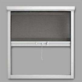 Roletne, komarnici, podprozorske PVC daske