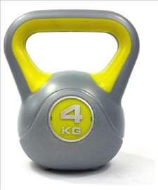 Ruski teg - Kettlebell 4 kg