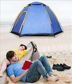 Šator za 2-3 osobe 2 x 1,5 x 1,1m