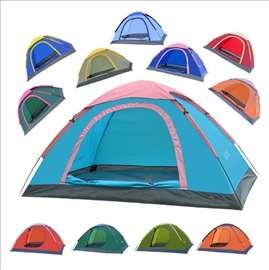 Šator za 4 osobe 2 x 2 x 1,35m