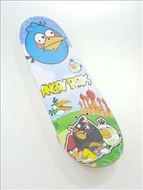 Skejtbord - Angry Birds