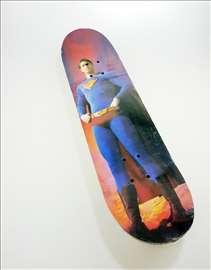 Skejtbord Superman