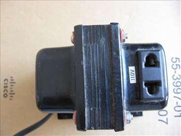 Trafo ispravljac 110v sa 220V 100W