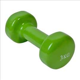Zeleni teg - 3 kg