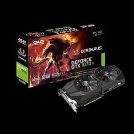 ASUS Cerberus GTX 1070 Ti 8GB