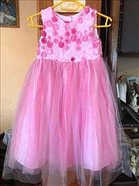Haljina za princeze velicina 6x