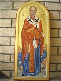 Ikona Sv. Nikolaja Mirlikijskog