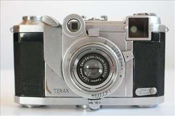 TENAX II Zeiss Icon i Tessar 1:2.8 f=4cm Carl Zeis
