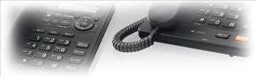 Fiksni telefoni i telefaksi Panasonic, novo!