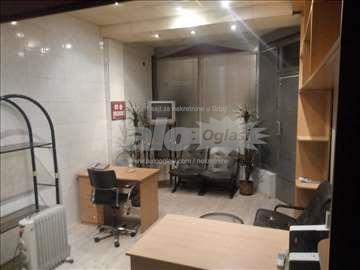 Kancelarijski prostor, opremljen, 20 m2, Vračar