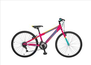 BOOSTER TURBO 240 pink-turquoise  B240S02185