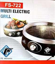 Električni gril FS-722