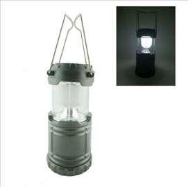 LED Kamping Lampa - Fenjer