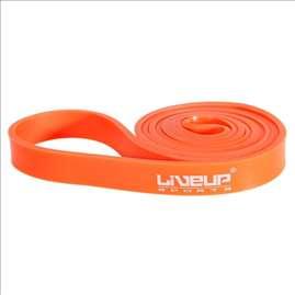 LiveUp Gumena traka za vežbanje Power Band