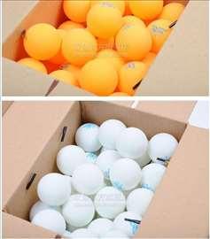 Loptice za stoni tenis 50komada