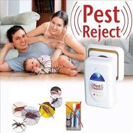 Rasterivač štetočina - pest reject