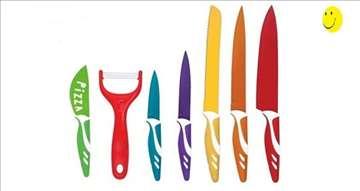 Set keramčkih noževa 6+1