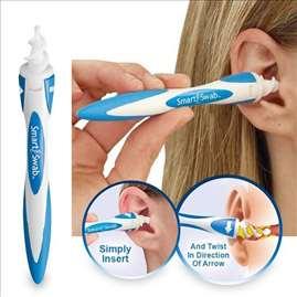 Smart Swab-Aparat za čišćenje ušiju+16 nastavaka