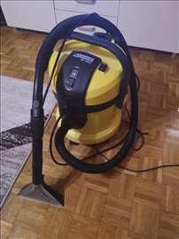 Dubinsko čišćenje nameštaja, tepiha, automobila