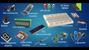 Master, Diplomski i Seminarski - Mikroelektronika