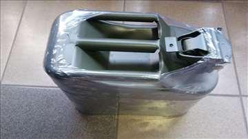 Metalni kanister od 5 litara
