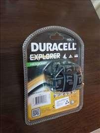 NOVA Duracell BATERIJSKA LAMPA za glavu