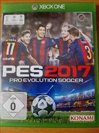 Pes 17 Xbox one