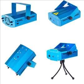 Disko laser stege