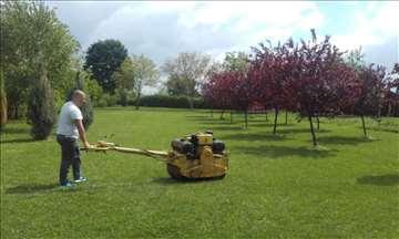 Izrada travnjaka
