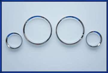 Prstenovi za km/ sat Opel Astra G, Zafira A