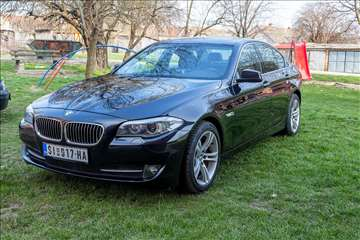 BMW 520 Airmatic,Hed-up