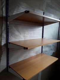IKEA police duzine 83cm i sirine 40cm univerzalne