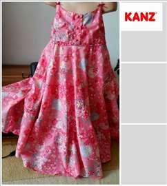 Kanz haljinica za uzrast 10-11 godina
