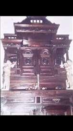 Prodajem kredenac-server, antikvitet iz 1880. god.