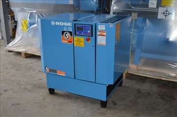 Polovan vijčani kompresor BOGE S 15 - 11 kW 10 bar
